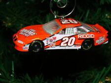 Custom NASCAR Home Depot Rigid #20 race car Christmas tree ornament~Tony Stewart
