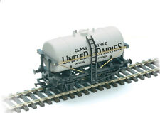 PECO 00 Gauge Track/Layout Plastic Milk Tank Wagon Kit No:R-74U United Dairies.