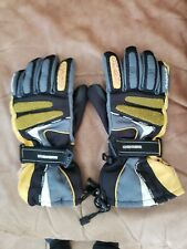Ski Doo Racing Bombardier Gloves size SMALL Sno Gear