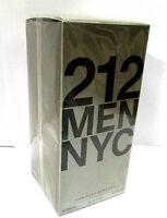 Carolina Herrera 212 MEN EDT SPRAY 200ml 6.7oz 100%Original - Sealed* New in BOX