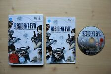 Wii-resident Evil: the Darkside Chronicles - (OVP, avec mode d'emploi)