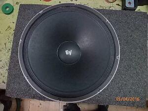 Lautsprecher Electro Voice EV DL15X