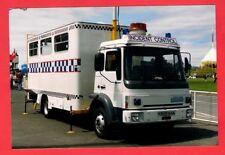Photo ~ Isle of Man Police Y999MAN: AWD TL Incident Control Unit - Tynwald 1998