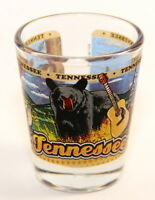 TENNESSEE STATE WRAPAROUND SHOT GLASS SHOTGLASS