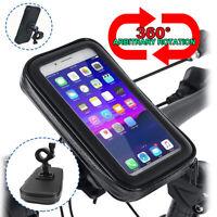 Housse étanche et tactile Support Téléphone GPS Moto Scooter Vélo Universel FR