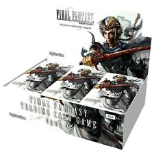Final Fantasy TCG Opus VI Collection Booster Box [36 Packs]