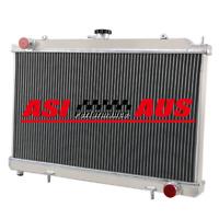 Aluminium 3 Row For Nissan Silvia 200 SX S14 S15 SR20DET 2.0L Petrol MT Radiator