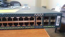 Cisco WS-C4948-E 4948 V8 Enhanced Switch w/ AC Power