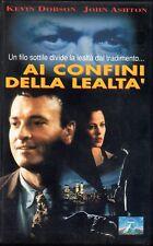 Ai confini della Lealtà (1993) VHS CiC John McPherson