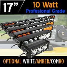 LED Work Light Bar– 90w 17 Inch CREE 10w LEDs 12v,24v, 4x4 4WD Offroad Car,Truck