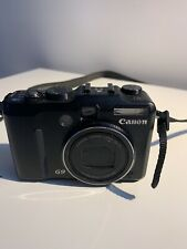 Canon Powershot G9 12.1 Megapixel Digital Camera EXC condition with battery MINT