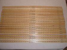 20 Meter Yardstick Wood Wooden Ruler Lot Advertising Sign Color Art Craft