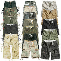 SURPLUS ENGINEER / TROOPER / VINTAGE SHORTS SHORT CARGO BERMUDA 3 Mod. XS-7XL