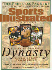 SPORTS ILLUSTRATED FOOTBALL'S GREATEST DYNASTY PACKERS 50 YEARS OF NFL CHAMPIONS