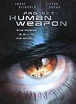 Project: Human Weapon - DVD NEW- Color Judge Reinhold Victor Brown