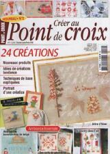 Magazine Créer au Point de Croix No 2 - Janvier / Février 2008 AMBIANCE HIVERNAL