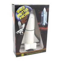 Vintage 1986 Space Shuttle Analog Phone Pulse Tone Wall Mountable Telephone