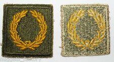 Patch original WWII USA Meritorious Unit Commendation ( 049 )