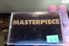 Just-Ice- Masterpiece- new/sealed cassette tape