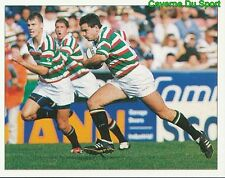 291 STUART POTTER LEICESTER TIGERS  STICKER PREMIER DIVISION RUGBY 1998 PANINI