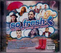VARIOUS SO FRESH HITS OF CD/DVD ALBUM UK 2015 SONY MUSIC 88875100692 COMPILATION