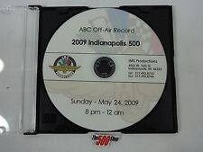2009 Indianapolis 500 Full Race DVD IMS Helio Castroneves Team Penske
