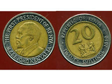 KENYA   20 shillings  2010
