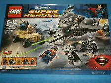 Lego #76003 Superman: Battle Of Smallville (Man Of Steel)New Boxed DC Universe A
