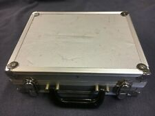 Aluminum Hard Shell Storage Case Locking w/ Keys