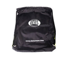 Cleto Reyes Gym Bag Black Green Lightweight Gym Training Gear Bag