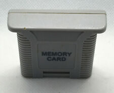 Memory Card - 3rd Party - Tested - Nintendo 64 N64