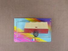 NOREV MINI JET 80's VINTAGE NEUF BLISTER CARDBOARD / REMORQUE TRAILER