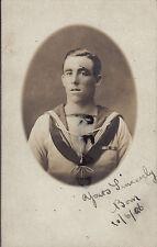 Leading Marinaio W. H. Wells HMS Constance 1926 West Indie clima caldo albumi