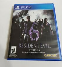 Resident Evil 6 🔥 - PlayStation 4 - FREE SHIPPING !!!