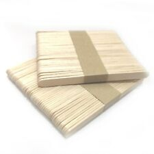 More details for lolly sticks grade a quality 20-800 pack crafts lollipops plant labels waxing