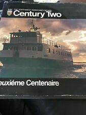 The Northwest Territories Begins Century Two Hardcover – 1971 CANADA ENGLISH/FRE