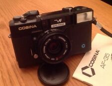 Cosina AF  rangefinder film camera Cosinon 38mm   lens  Superb