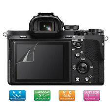 4x LCD Screen Protector Film for Sony Alpha A7 II / A7S II / A7R II / A77 II