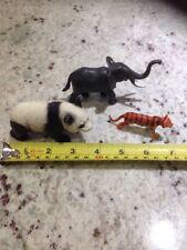 SAFARI ANIMALS PANDA ELEPHANT And TIGER