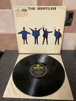 THE BEATLES HELP MONO LP PARLOPHONE PMC1255 1965 VERY GOOD CONDITION FOR AGE