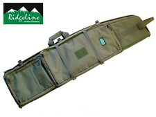 Ridgeline Olive Green Tactical Rifle Sniper Drag Bag 54 Inch