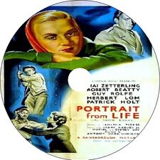 Portrait From Life DVD Mai Zetterling Herbert Lom Robert Beatty 1948