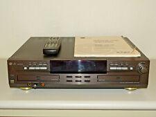 LG ADR-620 Audio CD-Recorder mit Doppellaufwerk inkl. FB&BDA, 2 Jahre Garantie