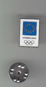 Athens 2004 Greece  Badge Olympic Committee LOGO pin/badge