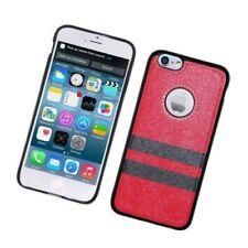 Fundas y carcasas Para iPhone 6s color principal rojo de piel para teléfonos móviles y PDAs