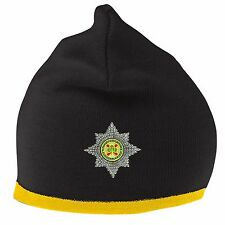 Irish Guards Beanie Hat with Embroidered Logo