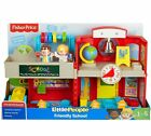 Fisher-Price Little People Friendly School Deluxe Musical Learning Playset Toy