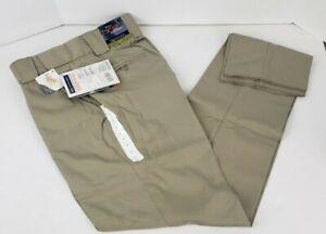 5.11 Tactical Tunnel Waist Class A Silver Tan Uniform Pants Size 6 34071T A053