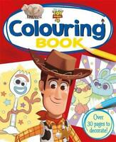 Disney Pixar Toy Story 4: Colouring Book (Simply Colouring Disney) Book The Fast