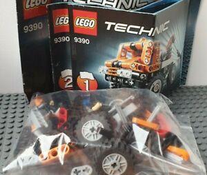 Lego Technic 3 in 1 Set 9390 Mini Abschlepptruck
